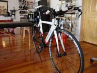 New 2011 Parlee Demo bike closeout. Size Medium / Tall.