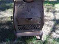 Vintage Superior Circulator Parlor Stove. Design # 43G