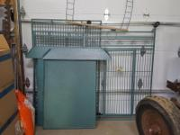 Finch to macaw size cages some new ,mosty used decent