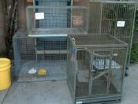 Selling parrots cages/Birds cages from finch to medium