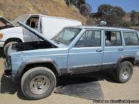 Parting Out: 1989 Jeep Cherokee We have, for parts, a