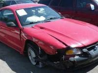 I am parting out a 1995 Ford Horse with a V6 engine and