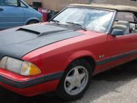 We are parting out a 1986 Mustang GT exchangeable and a