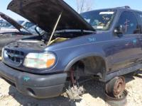 Parting out 00 ford explorer sport  @ MIDWESTERN AUTO