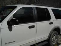 '02 Ford Explorer. Vin # IFMZU72E22ZB76930. Parting out