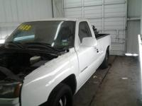 PARTING OUT a clean and straight 2004 CHEVROLET 2 wheel