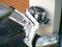 Parting out the remaining 1979 15 hp evinrude-hard to