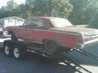 parting out 62 Impala hardtop email with needs or $1000