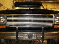 For sale, parts for 1973-1987 Chevy truck.   Very nice