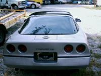"Parting out 1985 Corvette   Lots of ""Good used clean"