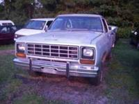 1985 dodge 100 All we HAVE LEFT IS both doors 50.00