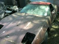 We are Parting out a Maroon 1986 Corvette. The Engine