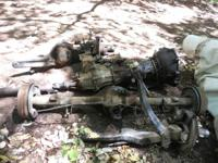 Spicer Transfer case, two of them. Great condition, one
