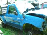Parting out Ford Rangers 1993-2006 Parts for both