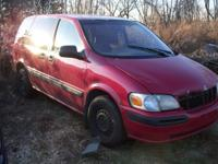I am parting out this 97 Chevy venture mini van. This