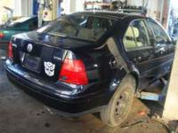 GOT A 1999 VW JETTA I AM PARTING OUT COMPLETE NOSE HAS