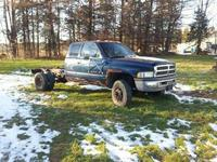 I have a 2000 dodge ram 3500 drw truck im going to part