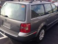 We are parting out 01 VW Passat B5.5 (see information