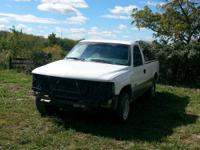 2002 chevy  2 wheel drive longbed  Grill, core support,