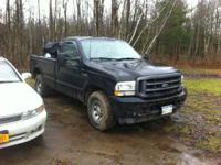 Parting out a 2002 f250 2 wheel drive 5.4 triton.  5.4