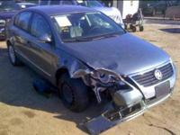 We are parting out 06 VW Passat B6 (see details