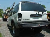 THIS IS A 1998 FORD EXPLORER ........COMPLETE REAR END