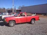 PARTING OUT 1994 DODGE DAKOTA 3.9 MANAUL TRANSMISSION