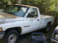 parting out 94 dodge ram 1500. transmission only has
