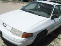 Parting out 95 Ford escort lots of good parts. call