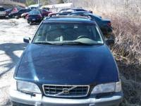 '98 Volvo Cross Country. V70XG. AWD. Vin # YV. show