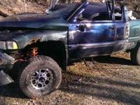 Parting out a 99 dodge ram I wreacked it sat it is