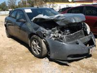 WE ARE PARTING OUT A 08 PONTIAC G6 2.4 L WITH AUTOMATIC