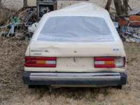 I have a 1985 Ford Escort GL 4-Door car,with a 1.9