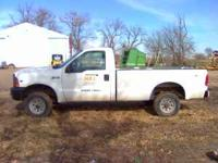 I am parting out a 1999 Ford F250 Super duty 4x4. It