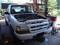 I am parting out a 1999 Ford Ranger. It was geared up