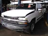 WE ARE PARTING OUT A 1999 SILVERADO 1500 5.3 L WITH
