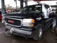 WE ARE PARTING OUT A 2003 YUKON 5.3 L WITH AUTOMATIC