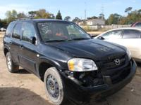 WE ARE PARTING OUT A 2005 MAZDA TRIBUTE 3.0 L WITH