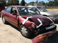 WE ARE PARTING OUT A 97 TOYOTA COROLLA 1.8 L WITH