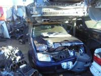 Parting out - 2004 VW Jetta SW - Blue - Parts - Stock