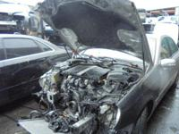 Parting out - 2004 Mercedes E - Silver - Parts - Stock