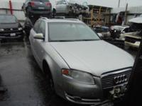 Parting out - 2005 Audi A4 SW - Silver - Parts - Stock