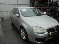 Parting out - 2006 VW Jetta - Silver - Parts - Stock
