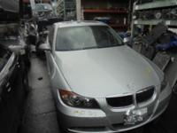 Parting out - 2006 BMW 325 - Silver - Parts - Stock