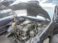 Parting out - 2005 Mercedes C230 - Black - Parts -