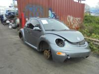 Parting out - 2005 VW Beetle - Gray - Parts - Stock