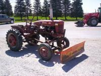 parting out tractor in pics ran great but block is