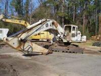 We are parting out an 892DLC excavator if you are in