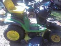 Everything but Engine and Hood.... Tires, transmission,