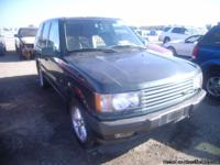 PARTING OUT RANGE ROVER HSE WE HAVE 5 IN STOCK!